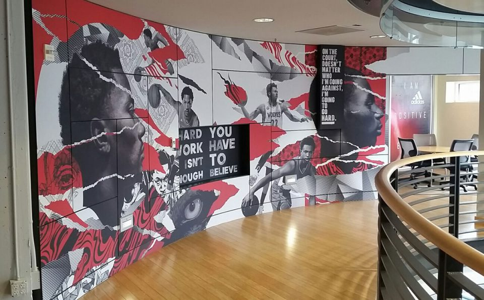 Important Rules for Designing Corporate Interior Graphics